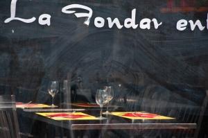 La Fondar window, Venice - Italy 2011