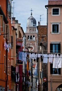 View of Chioggia, Italy 2011