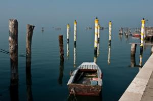 Pellestrina, view - Italy 2012