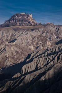 Canossa Castle and borgo, Canossa - RE - Italy 2012