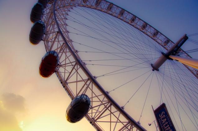 The London Eye - UK