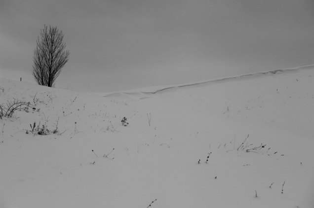 Snow wave, Appennino - Italy 2012