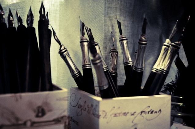 Nibs - writing instruments