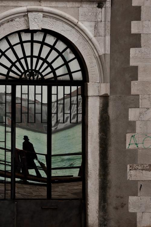 Traveler, Venice - Italy 2011