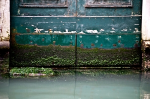 The sea at my door, Venice - Italy