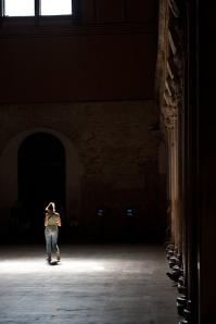 Interno della Basilica di Sant'Apollinare Nuovo - Ravenna