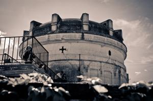 Mausoleum of Theodoric, Ravenna - Italy