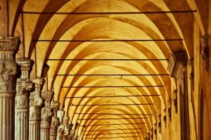 Vaults, Bologna - Italy