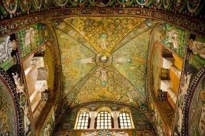 Basilica of SanVitale, Ravenna - Italy