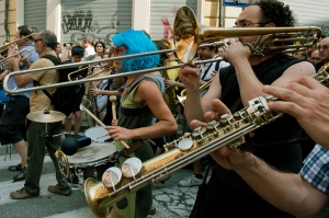 Street music, Bologna - Italy