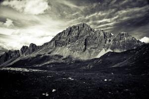 Rocca la Meja, Cottian Alps - Italy