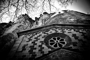 Bismantova Monastery - RE, Italy