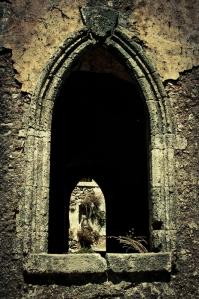 Castle in ruins, Kythira - Greece