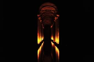 Basilica Cistern – Istanbul