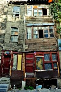 bohemian (urban) look, Istanbul