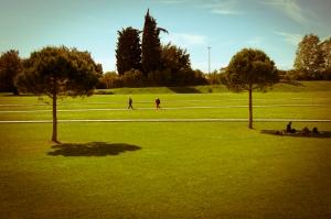 Public park, Ravenna - Italy