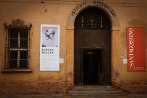 Exhibiton of photography, E.Weston - Modena, Italy