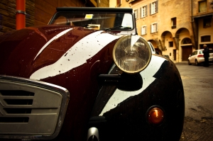 2CV - Bologna, Italy
