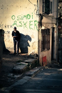 Light&shadow, Istanbul