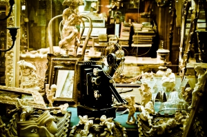 Shop window, Venice - Italy