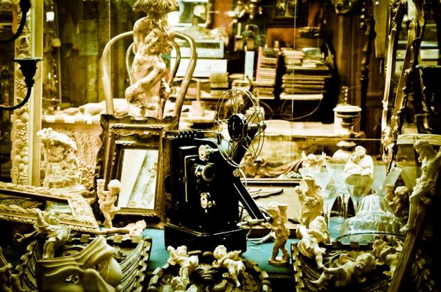 Shop window, Venice - Italy